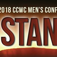 2018 CCWC Mens Conference Stand