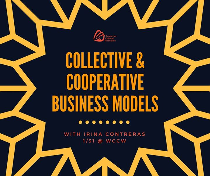 Collective & Cooperative Business Models (SOLD OUT)