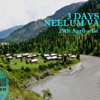3 Days Trip To Neelum Valley