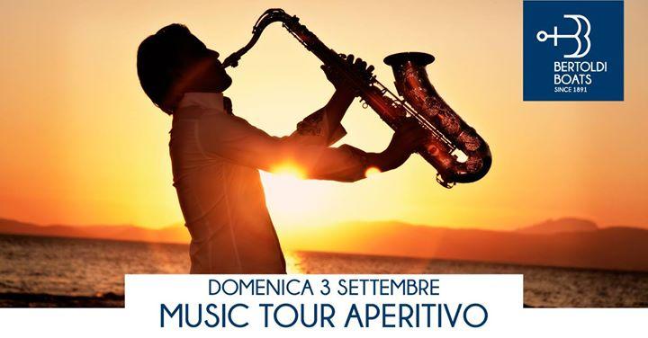 Giro In Barca Con Live Sax Music E Aperitivo At Piazza