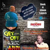 Book &amp Cd Launch