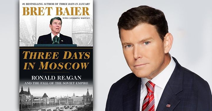 Bret Baier - Anchor of Special Report on Fox News Channel
