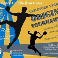 Guildford Sabres grass tournament