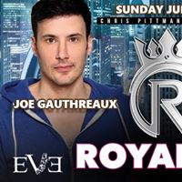 Royal-Tea with DJs Joe Gauthreaux &amp Dani Toro