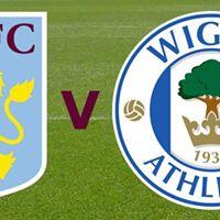 Aston Villa v Wigan Athletic (220817)