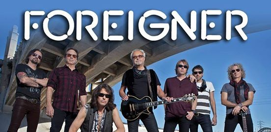 Foreigner With Special Guest  Pink Floyd Experience