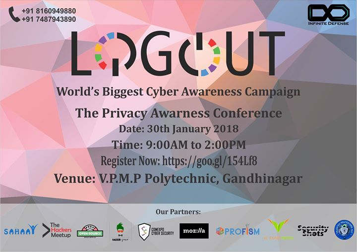 LogOut - The Privacy Awareness Conference