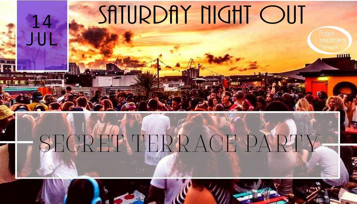 Secret Terrace Party