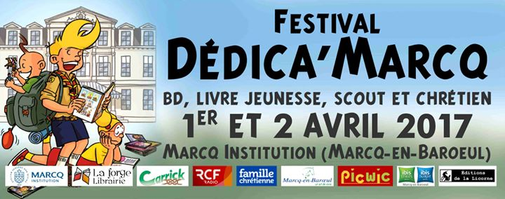 Festival DdicaMarcq  salon du livre expos confrences