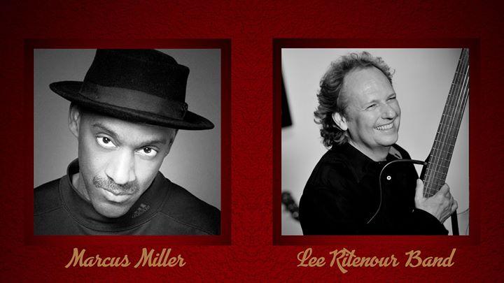 Jazzia Marcus Miller & Lee Ritenour Band