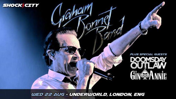 Graham Bonnet Band at The Underworld Camden