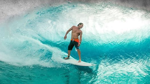 Surf Film Nacht Open Air Linz Andy Irons - Kissed by God