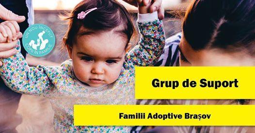Grup de Suport Familii Adoptive