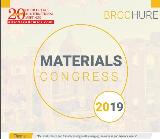4th International Conference and Exhibition on Material Science and Nanotechnology (AAC)