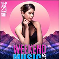 Dj Neharika Jadhav Liquids club  WEEKEND MUSIC