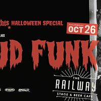 Mud Funk  A Boogie Nights Halloween Special