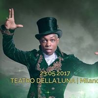 Todrick Hall - Straight Outta Oz - Milano