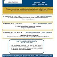 Tre incontri clinici- Modulo formativo al modello del CSTF