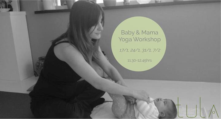 Baby & Mama Yoga workshop