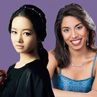 Bomsori Kim violin &amp Pallavi Mahidhara piano recital
