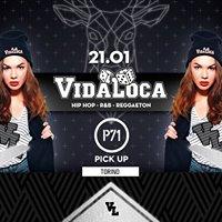 VIDA LOCA - Domenica 21 Gennaio 2018 - Pick Up