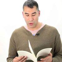 Marfa Book Co. presents poet Cedar Sigo