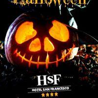 Horror Halloween  Hotel San Francesco