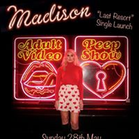 Madison &quotLast Resort&quot Single Launch Party