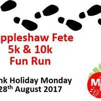 Appleshaw Fete - Fun Run 2017