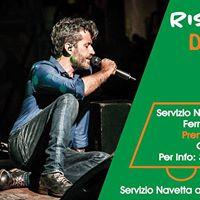 Risorgimarche - Navetta per Daniele Silvestri 27 Luglio