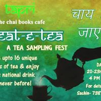 Treat-E-Tea A Tea Festival