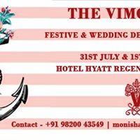 Vimonisha Festive &amp Wedding Designer Show