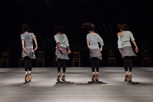 Moving Audience Anne Teresa De Keersmaeker  Rosas danst Rosas