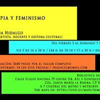 Taller Arte terapia y feminismo con Mara Antonia Hidalgo