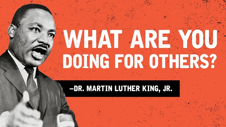 Martin Luther King Jr Food Pantry