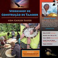 Workshop de Construo de Tambor