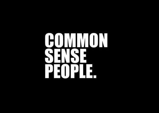 Common Sense People w. Nitam