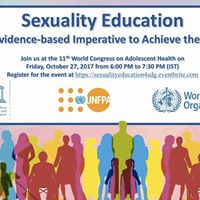 Sexuality Education An evidence-based imperative to achieve the SDGs