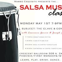 The Salsa Music Class