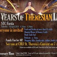 CHIJ St. Theresas Convent Fiesta 2018