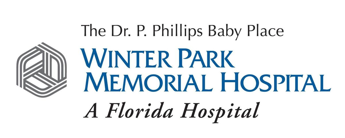 Infant And Child Cpr Class At Winter Park Hospital Second Floor