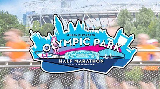Queen Elizabeth Olympic Park Half Marathon