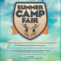 Summer Camp Fair