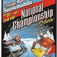 2018 Championship National Snowmobile Show