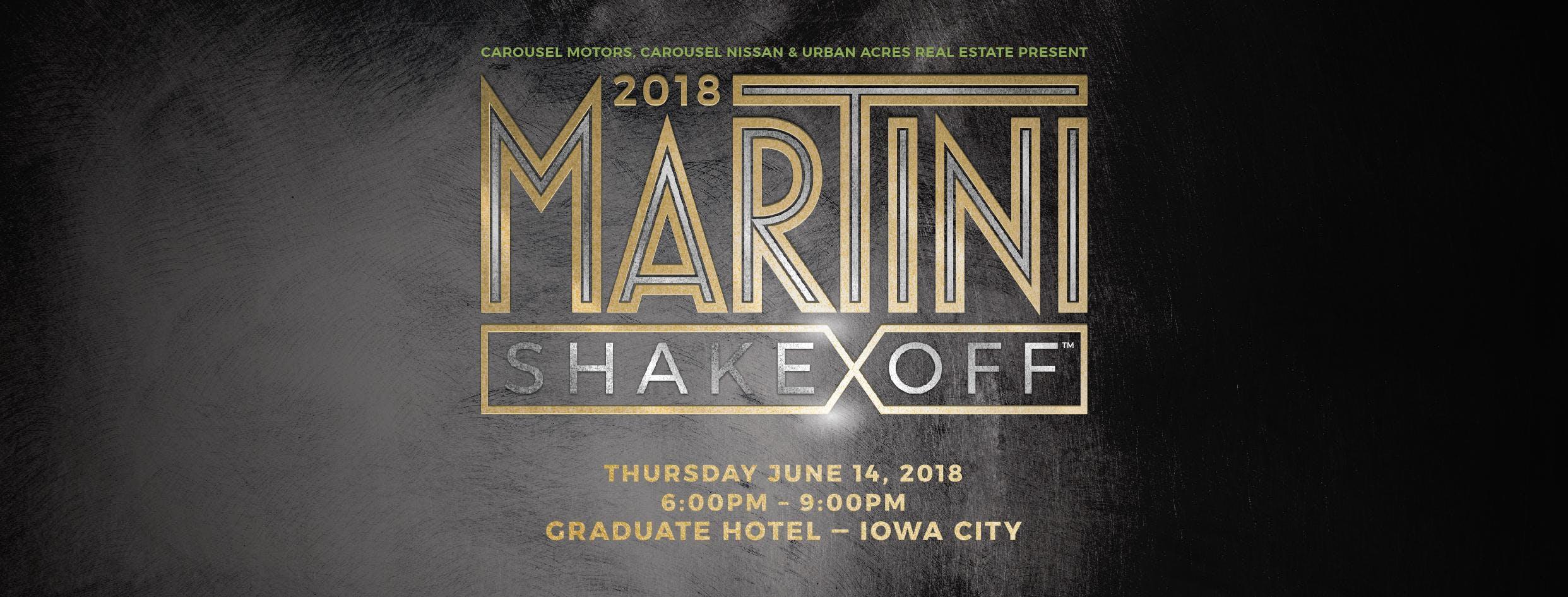 2018 Martini Shake Off™ Benefiting The HAVlife™ Foundation