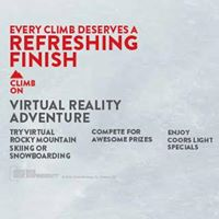 Coors Light Virtual Reality Tour - Liberty Union Bar &amp Grill
