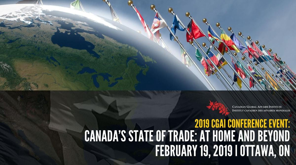 Canadas State of Trade At Home and Beyond