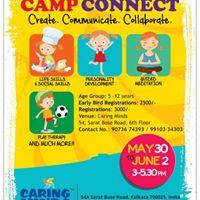 Camp Connect - Create l Communicate l Collaborate