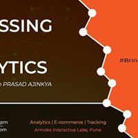 Obsessing Over Analytics Workshop - By Prasad Ajinkya
