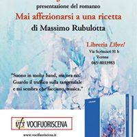 Mai affezionarsi a una ricetta con Massimo Rubulotta